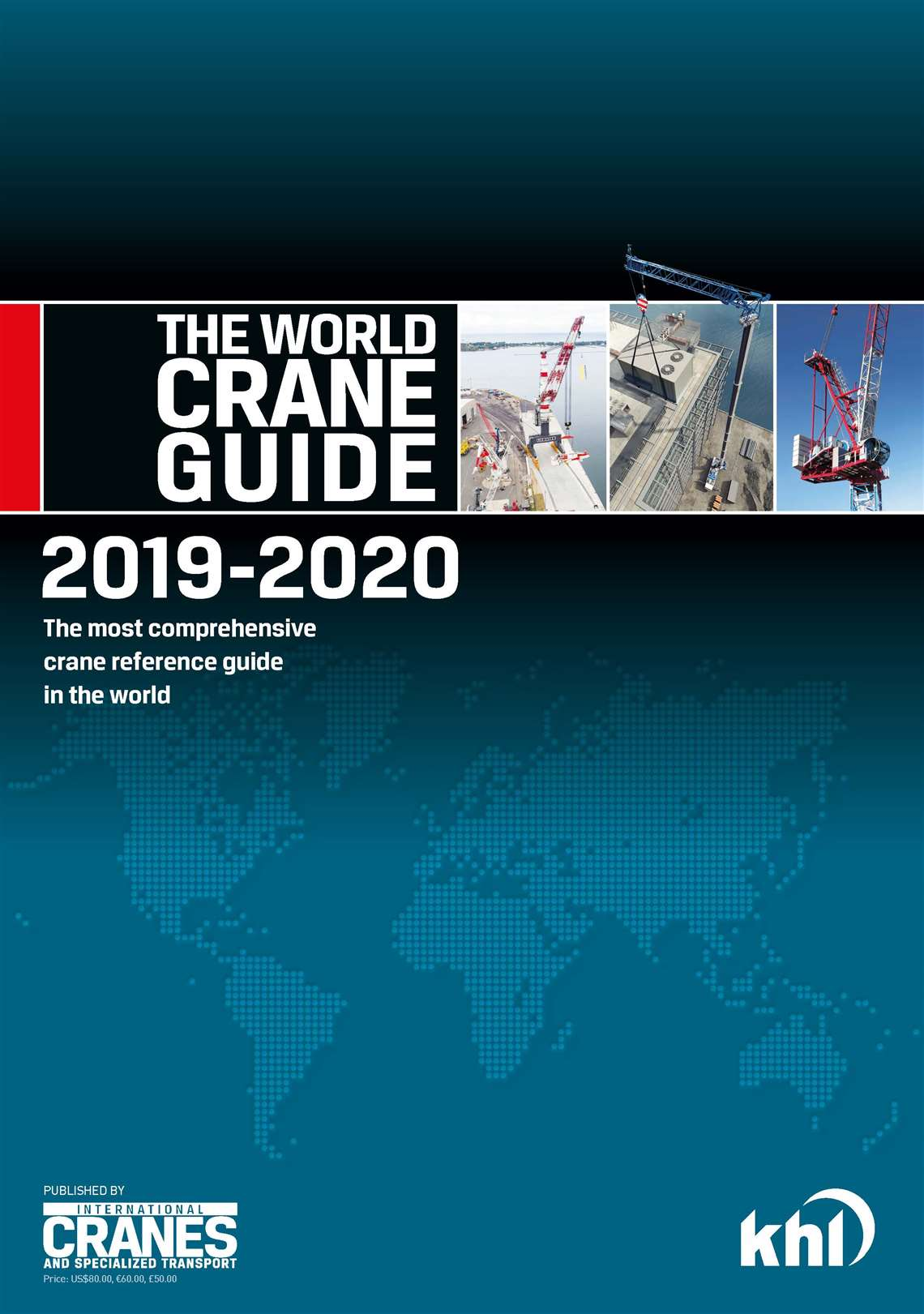 World Crane Guide 2019 - 2020 cover