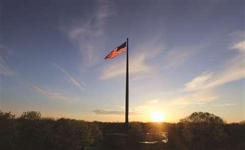 Standing tall - American Cranes & Transport
